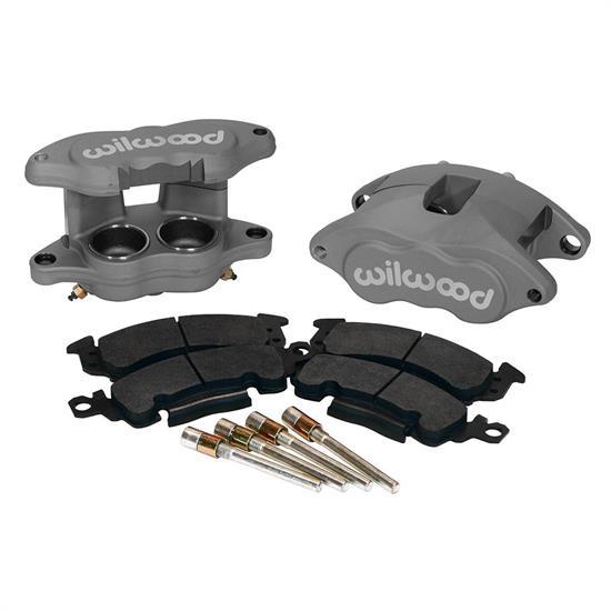 Wilwood 140-11290 D52 Front Brake Caliper Kit, 2 In  Piston/1 28 Rotor