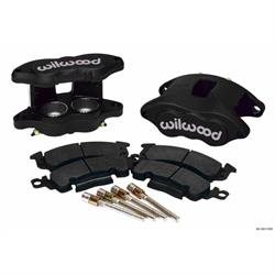 Wilwood 140-11291 D52 Front Brake Caliper Kit, 2 In. Piston/1.04 Rotor