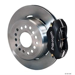 Wilwood 140-11348 FDLI Pro Series Rear Disc Brake Kit, 1955-57 Chevy
