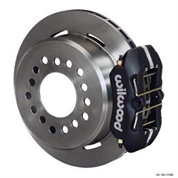 Wilwood 140-11386 FDLI LP Rear Brake Kit, Mopar/Dana 2.50 Off,