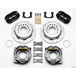 Wilwood 140-11389-Z FDLI LP Rear Brake Kit, New Big Ford 2.50 Off