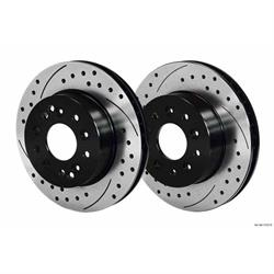 Wilwood 140-11727-D Promatrix Front/Rear Rotor Kit, 1965-82 Corvette