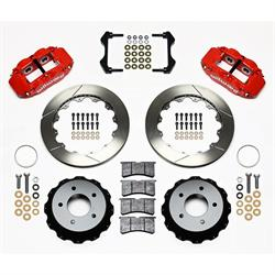Wilwood 140-11920-R FNSL 4R Rear Disc Brake Kit, 1984-87 Corvette C4