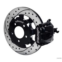 Wilwood 140-11979-D CPB Rear Disc Brake Kit, 2006-Up Honda Civic