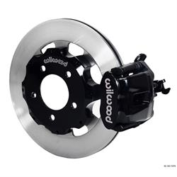 Wilwood 140-11979 CPB Rear Disc Brake Kit, 2006-Up Honda Civic