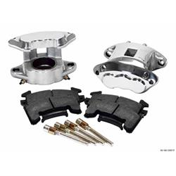 Wilwood 140-12097-P D154 Front Brake Caliper Kit, Polished