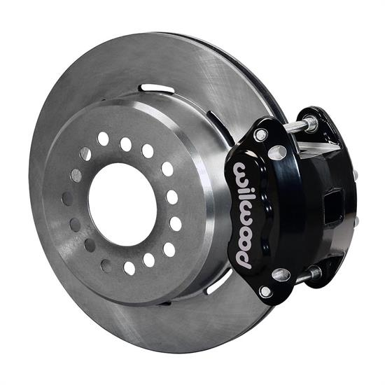 Wilwood 140-12208 D154 Rear Brake Kit, Mopar/Dana 2.50 Off