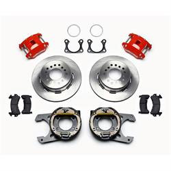 Wilwood 140-12213-R D154 Rear Brake Kit, Big Ford 2.36 Off