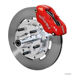 Wilwood 140-12297-R FDLI Front Disc Brake Kit, 1979-02 GM G-Body/S-10