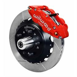 Wilwood 140-12298-R FNSL6R Front Disc Brake Kit, 79-02 GM G-Body/S-10