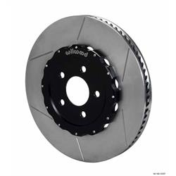 Wilwood 140-12337 Promatrix Front Disc Brake Rotor Kit, 07-Up Mustang