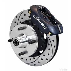Wilwood 140-12535-D FDL Pro Series Front Brake Kit, 63-66 Ford/Mercury