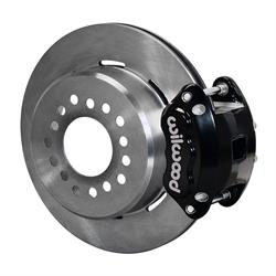 Wilwood 140-12569 D154 Pro Series Rear Brake Kit, 63-87 GM Pickup/SUV