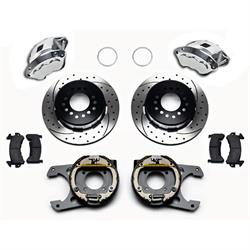 Wilwood 140-12570-D Rear Parking Brake Kit, Polished