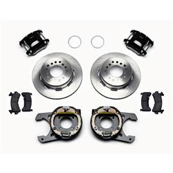 Wilwood 140-12570 D154 Rear Brake Kit, 12 Bolt, 2.75 Off ,Stag Shock