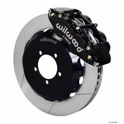 Wilwood 140-12874 FNSL6R 13.06 Front Disc Brake Kit, 1999-12 Subaru