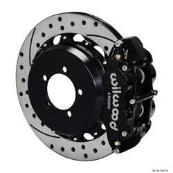 Wilwood 140-12877-D FNSL 4R Rear Disc Brake Kit, 2008-2012 Subaru WRX