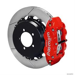 Wilwood 140-12877-R FNSL 4R Rear Disc Brake Kit, 2008-2012 Subaru WRX