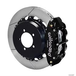 Wilwood 140-12877 FNSL 4R Rear Disc Brake Kit, 2008-2012 Subaru WRX