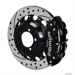 Wilwood 140-12878-D FNSL 4R 12.88 Rear Disc Brake Kit, 1999-08 Subaru