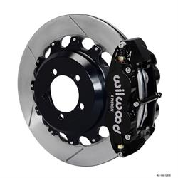 Wilwood 140-12878 FNSL 4R 12.88 Inch Rear Disc Brake Kit, 99-08 Subaru