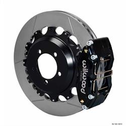 Wilwood 140-13013 DPR 12.88 Rear Parking Brake Kit, 2006-07 Subaru WRX