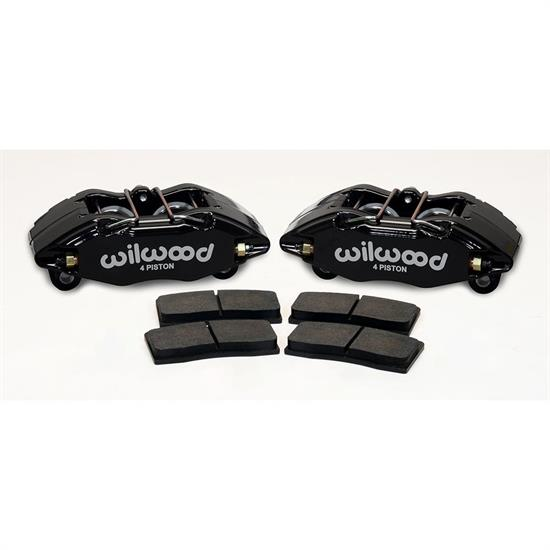 wilwood 140 13029 dpha front brake caliper and pad kit honda acura rh speedwaymotors com 1992 Acura Legend 1992 Acura Legend