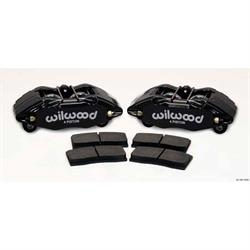 Wilwood 140-13029 DPHA Front Brake Caliper and Pad Kit, Honda/Acura