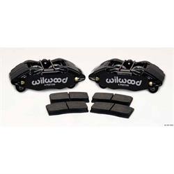 Wilwood 140-13029 DPHA Front Brake Caliper and Pad Kit, Honda/Acura