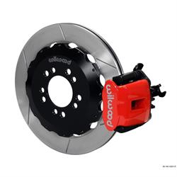 Wilwood 140-13031-R CPB Rear Brake Kit, 2013-Up Ford Focus ST w/ Lines