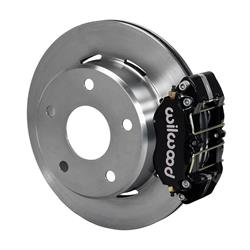Wilwood 140-13320 Dynapro Lug Mount Rear Brake Kit, Small Ford, Bronco
