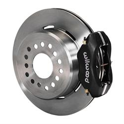 Wilwood 140-13398, Forged Dynalite Rear Parking Brake Kit, Pro-Series