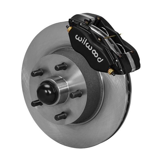 Wilwood 140-13477 Classic Series Dynalite Front Disc Brake Kit, 11 In.