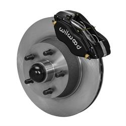 Wilwood 140-13653 Classic Series Brake Kit, 1957-68 Ford/Mercury/Edsel
