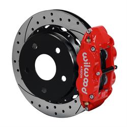 Wilwood 140-13665-DR, Forged Superlite 4R Rear Parking Brake Kit, SRP