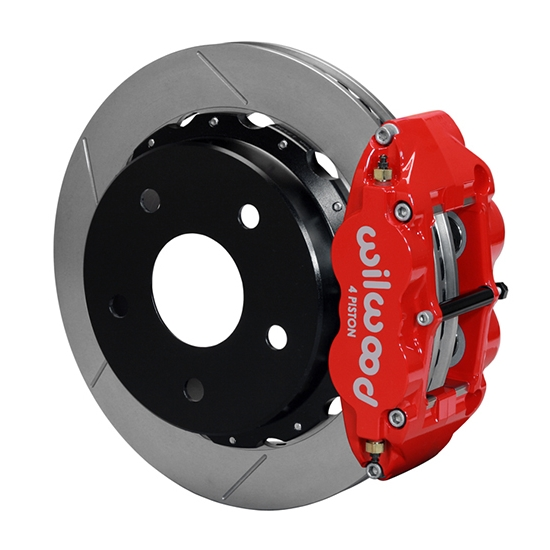 Wilwood 140-13665-R, Superlite 4R Rear Parking Brake Kit, 12.88 In