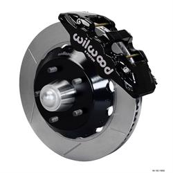 Wilwood 140-13692 AERO6 Front Brake Kit, C-10 CPP Spindle