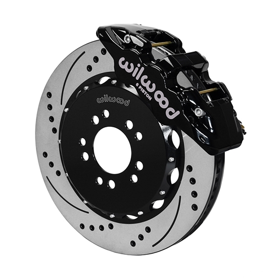 Wilwood 140-13967-D AERO6 Big Brake Front Brake Kit ,14.25 Inch