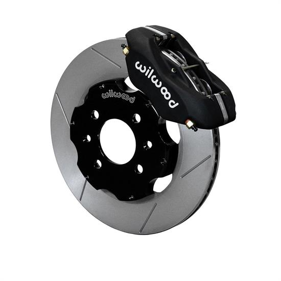 Wilwood 140-14304 Forged Dynalite Brake Kit, 1988-00 Civic