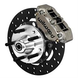 Wilwood 140-14418-DN Dynapro Front Brake Kit, 1970-78 Camaro