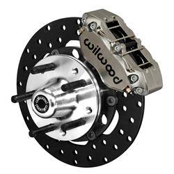 Wilwood 140-14421-DN Dynapro Front Brake Kit, 1982-92 Camaro/FB