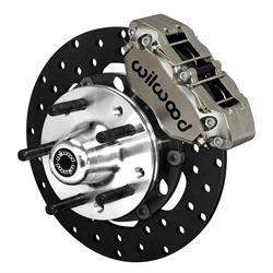 Wilwood 140-14423-DN Dynapro Front Brake Kit, 1979-81 Camaro/FB