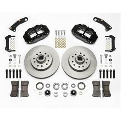 Wilwood 140-14474 Forged Narrow Superlite 6R Front Brake Kit