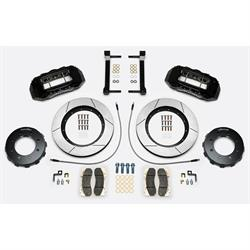 Wilwood 140-14558 TX6R Big Brake Truck Front Brake Kit