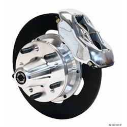 Wilwood 140-1501-P FDL Pro Series Drag Disc Brake Kit, 1937-49 Ford