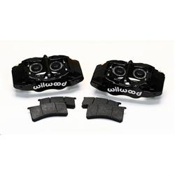 Wilwood 140-15173-BK SLC56 Front Replacement Caliper Kit, Black