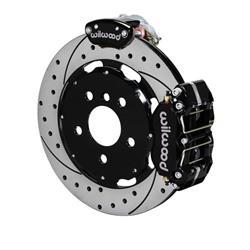 Wilwood 140-15219-D Dynapro Radial-MC4 Rear Parking Brake Kit, Black
