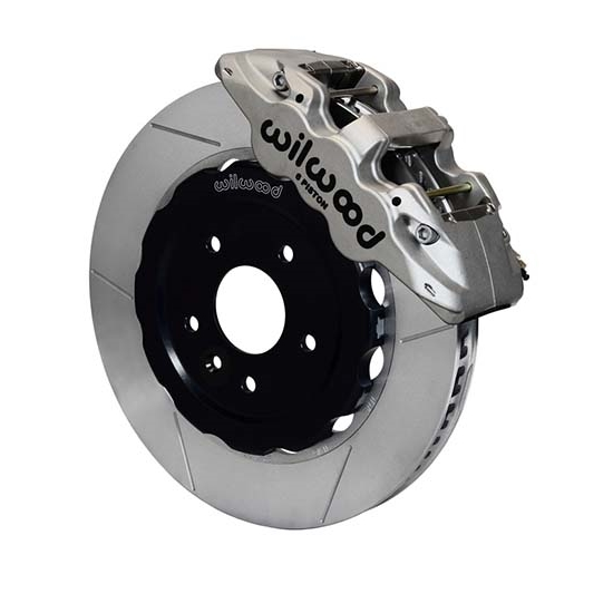 Wilwood 140-15231-N AERO6 Big Brake Front Brake Kit, 10-15 Camaro