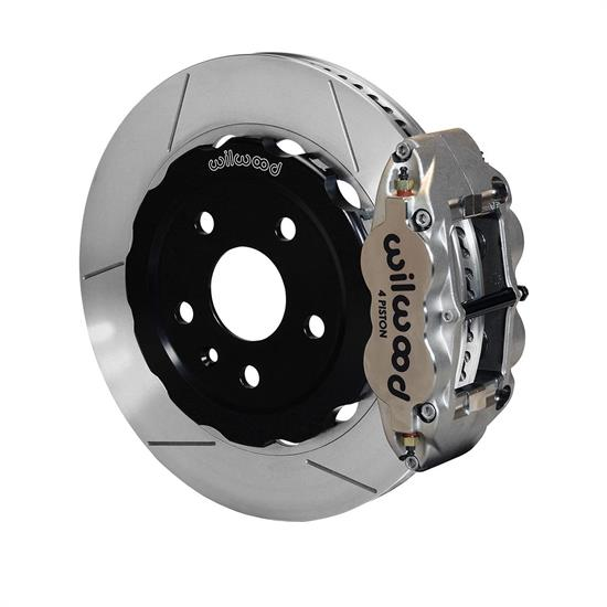 Wilwood 140-15232-N Forged Narrow Superlite 4R Big Brake Rear Kit