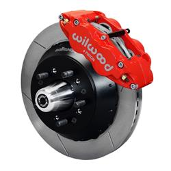 Wilwood 140-15279-R Forged Narrow Superlite 6R Front Brake Kit